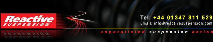 Reactive Suspension logo