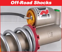 Off-Road Shocks