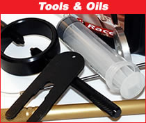 On-Road Tools and Oils