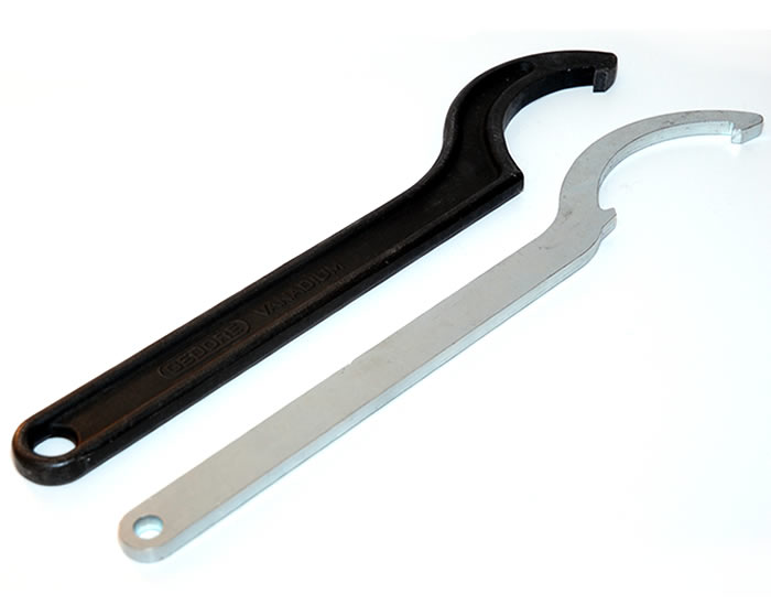 Preload Adjuster C Spanners