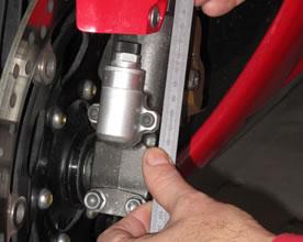 Motorcycle suspension specialists